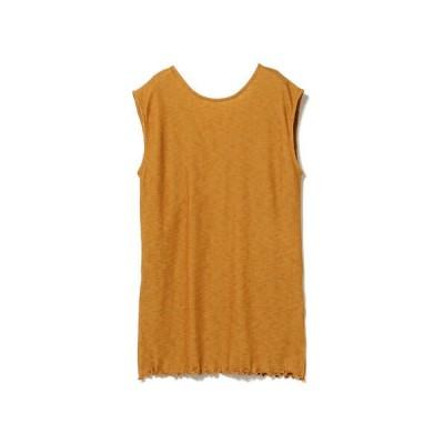 tシャツ Tシャツ 【WEB限定】BeAMS DOT / 2way ノースリーブ カットソー