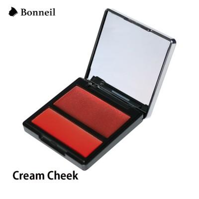 ボヌール クリームチーク チークカラー 2色