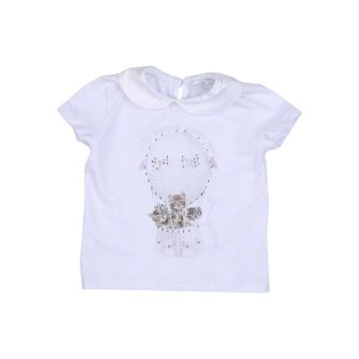 ONELOVE T シャツ ホワイト 3 コットン 95% / ポリウレタン 5% T シャツ
