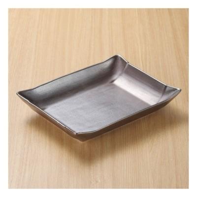こよりシルバー盛鉢 和食器 盛鉢 業務用 約24.6cm 和食 和風 鉢 大鉢 サラダ 揚げ物 煮物 ボウル 創作料理 ボール 人気 定番