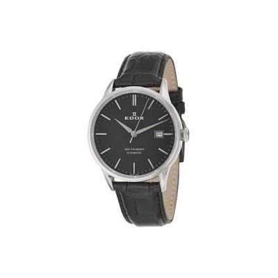腕時計 エドックス Edox Men's Automatic Watch 80081-3-NIN