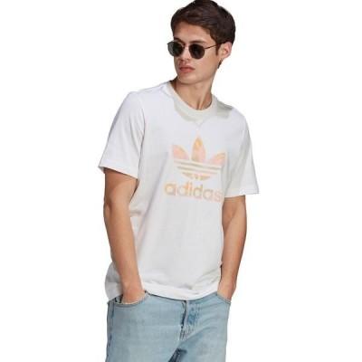 アディダス メンズ Tシャツ トップス Camo Trefoil T-Shirt