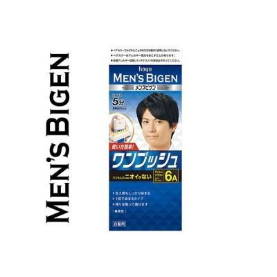 メンズビゲン ワンプッシュ 6A-アッシュブラウン 40g+40g (医薬部外品) / ホーユー ビゲン