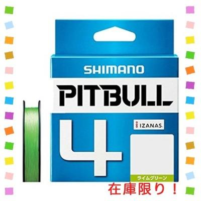 シマノ(SHIMANO) PEライン ピットブル 4本編み 200m PL-M54R
