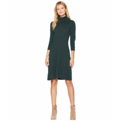 Nine West ナインウェスト ドレス 一般 Cowl Neck Fit & Flare Knit Dress