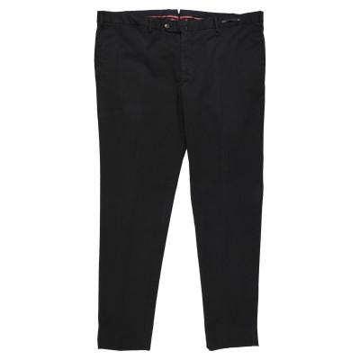 PT Torino パンツ ブラック 62 コットン 98% / ポリウレタン 2% パンツ