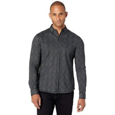 ヴィンス メンズ シャツ トップス Plaid Button-Down Shirt
