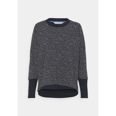 ニンフ パーカー・スウェットシャツ レディース アウター NUNIKOLA  - Sweatshirt - dark sapphire