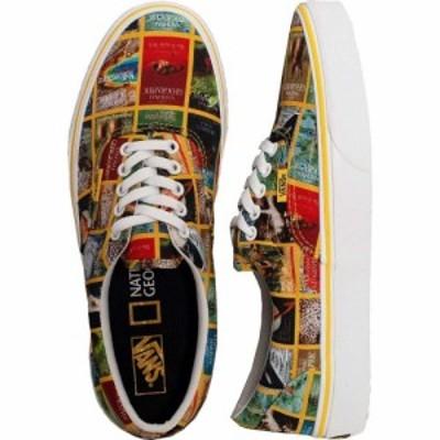 ヴァンズ Vans レディース スケートボード シューズ・靴 - Era (National Geographic) - Shoes multicolored