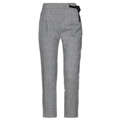 SUNCOO パンツ ブラック 2 ポリエステル 100% パンツ