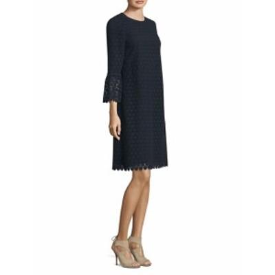 ラファイエット148ニューヨーク レディース ワンピース Sidra Botanical Bell-Sleeve Dress