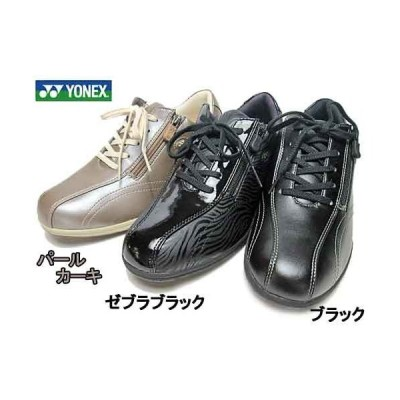 YONEX ヨネックス パワークッションLC30 レースアップウォ−キングシューズ レディース 靴