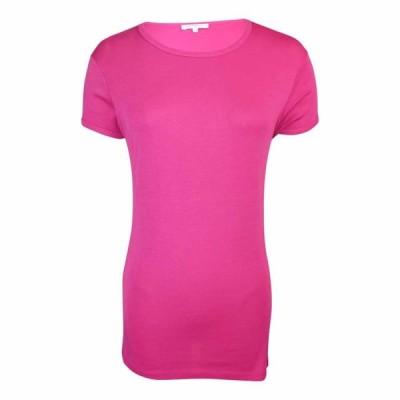 レディース 衣類 トップス Calder Blake Womens Lee Crew Neck Tee Tシャツ