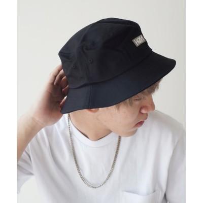 Port / 【 HeM / ヘム 】 フロント ロゴ 刺繍 バケットハット MEN 帽子 > ハット