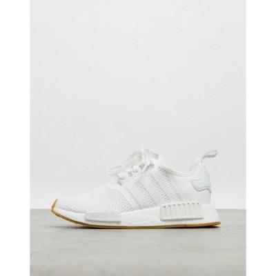 アディダスオリジナルス レディース スニーカー シューズ adidas Originals swift run sneakers in white Pink