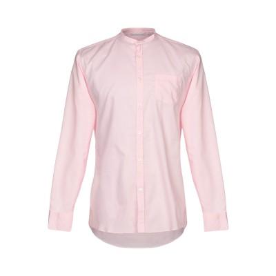 グレイ ダニエレ アレッサンドリーニ GREY DANIELE ALESSANDRINI シャツ ピンク 40 コットン 100% シャツ