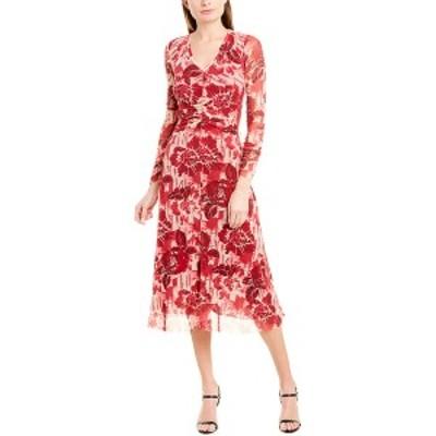 フィッジ レディース ワンピース トップス Fuzzi Sheath Dress pink