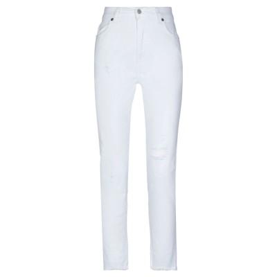 アニヤバイ ANIYE BY パンツ ホワイト 29 コットン 97% / ポリウレタン 3% パンツ