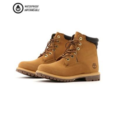 Timberland / レディース ウォータービル 6インチ ウォータープルーフ ブーツ - ウィート WOMEN シューズ > ブーツ