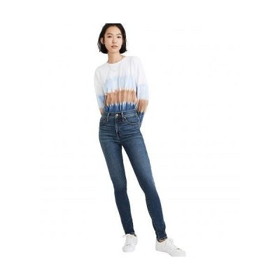 Madewell レディース 女性用 ファッション ジーンズ デニム 10'' High-Rise Skinny Jeans in Cordell Wash: Heatrich Denim Edition - Cordell Wash