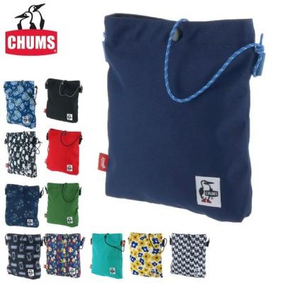 チャムス CHUMS サコッシュバッグ ショルダーバッグ コーデュラエコ Eco Snap Sacoche スナップサコッシュ ch60-2734 ネコポス可能 メンズ レディース