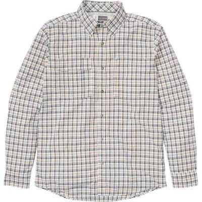 エクスオフィシオ ExOfficio メンズ シャツ トップス BugsAway Halo LS Shirt Scotch