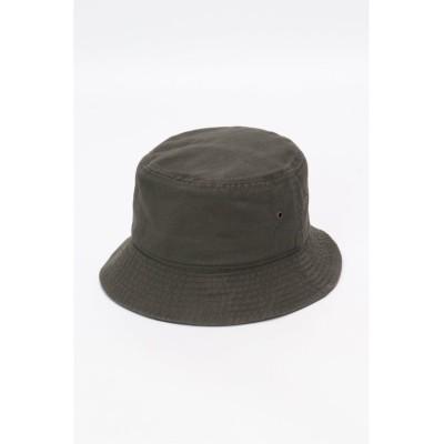 (ikka/イッカ)NEWHATTAN ニューハッタン Bucket Hat/メンズ オリーブ
