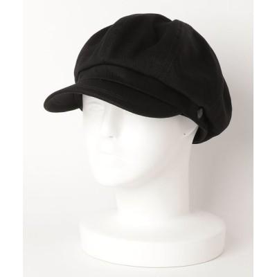 UNCUT BOUND / CPH(シーピーエイチ) WAISTED COMPACT YARN CASQUETTE/ウェスティドコンパクトヤーンキャスケット/551TW MEN 帽子 > ハット