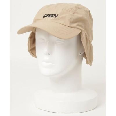 nano・universe / GERRY/:GREEY  フラップキャップ MEN 帽子 > キャップ