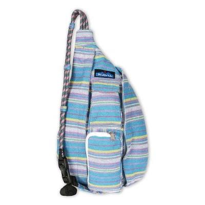 カブー メンズ ボディバッグ・ウエストポーチ バッグ KAVU Mini Interwoven Rope Bag