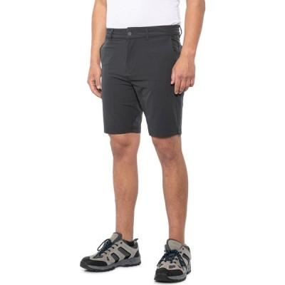 キョーダン Kyodan Outdoor メンズ ショートパンツ ボトムス・パンツ Stretch-Woven Chino Shorts Slate