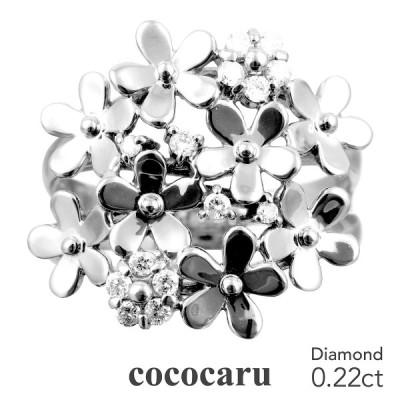 ダイヤモンド リング シルバー925 天然ダイヤ ファッションリング 金属アレルギー 日本製 おしゃれ ギフト プレゼント
