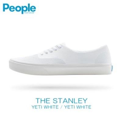 ピープルフットウェア People Footwear 正規販売店 メンズ 靴 シューズ THE STANLEY NC02-034 YETI WHITE / YETI WHITE