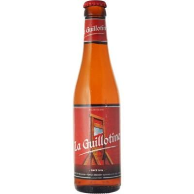 ギロチン ビール 330ml 瓶(単品/1本) 海外ビール 輸入ビール