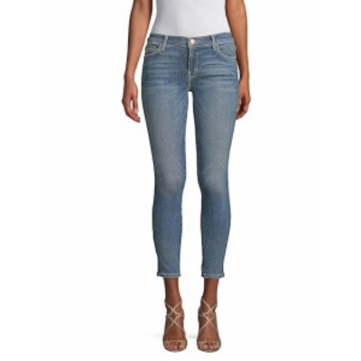ジョイー レディース パンツ デニム Stiletto Distressed Skinny Jeans