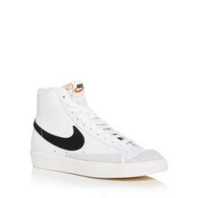 ナイキ レディース スニーカー シューズ Women's Blazer Mid '77 Vintage High Top Sneakers White/Black