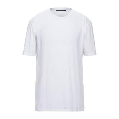 ハイダー アッカーマン HAIDER ACKERMANN T シャツ ホワイト L コットン 100% T シャツ