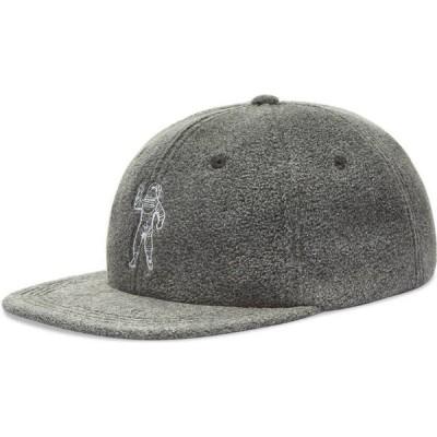 ビリオネアボーイズクラブ Billionaire Boys Club メンズ キャップ 帽子 astronaut cap Black