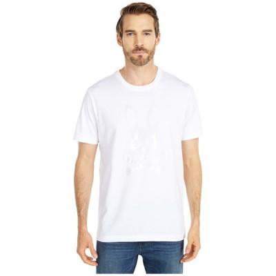 サイコバニー シャツ トップス メンズ Penley T-Shirt White