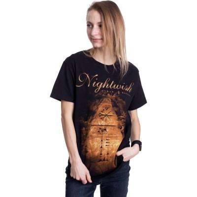インペリコン Impericon レディース Tシャツ トップス - Human. Nature. - T-Shirt black