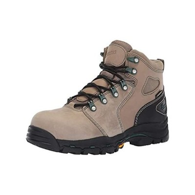 """Danner Women's Vicious 4"""" NMT Ankle Boot, Brown/Green, 10 M US"""