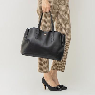 通勤通学にもおすすめ♪A4対応トートバッグ(NEEDME/ニードミー)