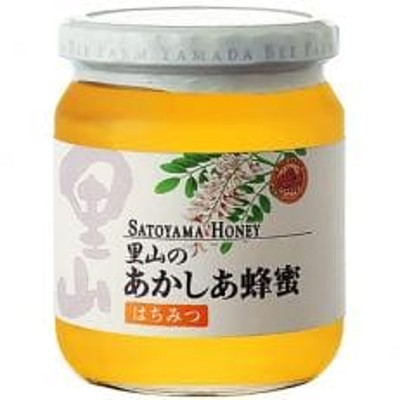 山田養蜂場の里山のあかしあ蜂蜜(3503)