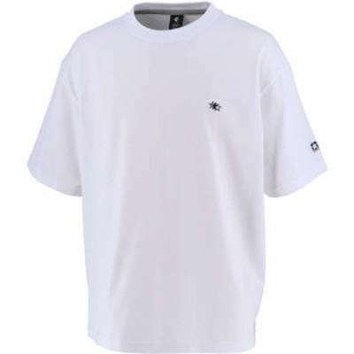コンバース Tシャツ 半袖 メンズ 丸首 クルーネック CA211384-1100