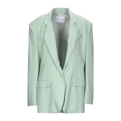HEBE STUDIO テーラードジャケット ライトグリーン 38 レーヨン 100% テーラードジャケット