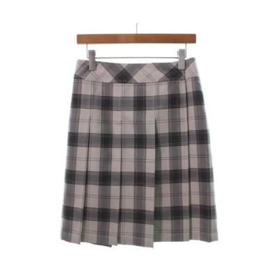 Miu Miu (レディース) ミュウミュウ ひざ丈スカート レディース