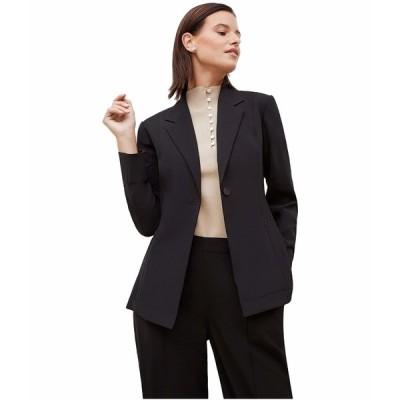 エムエメウラフール コート アウター レディース Moreland Jacket - Origami Suiting Black