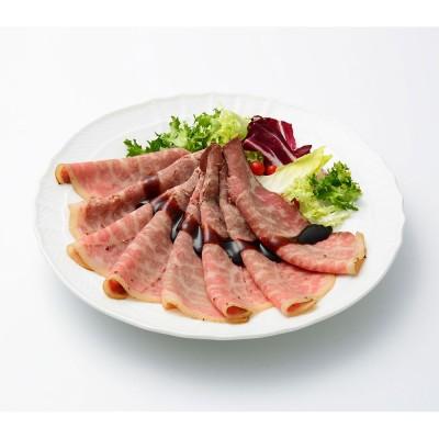 肉百珍 萬野 【クリスマス届け専用】国産牛ローストビーフ(モモ)(3セット入)