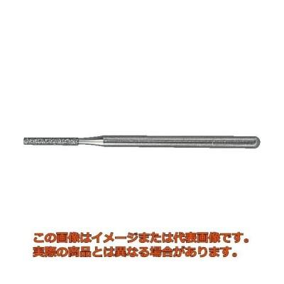 TRUSCO ダイヤモンドバー Φ1.4X刃長10X軸3 #140 T3146M
