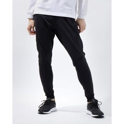 アディダス adidas メンズ ジャージパンツ MMH3STウォームアップジョガーパンツ GN0825 (ブラック)